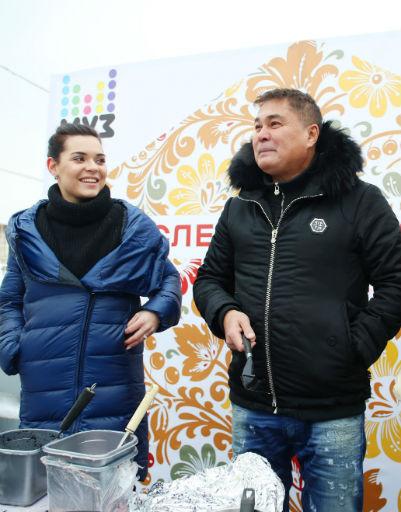 Аделина Сотникова и Арман Давлетяров