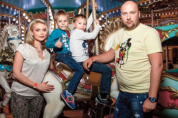 Воспитывать сыновей певице помогает новый муж – бизнесмен Алексей Сорокин