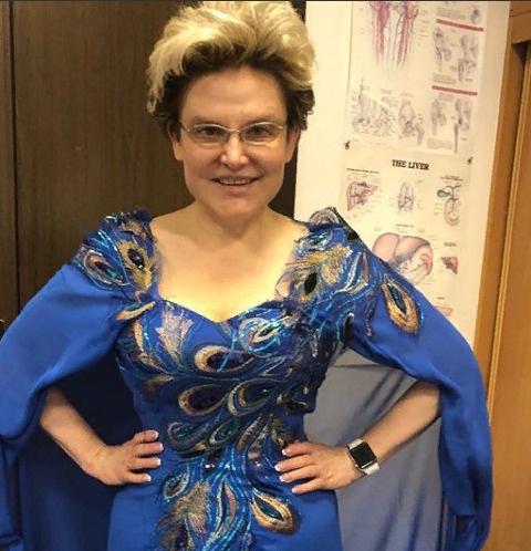 Худеющая Елена Малышева моментально набирает лишний вес