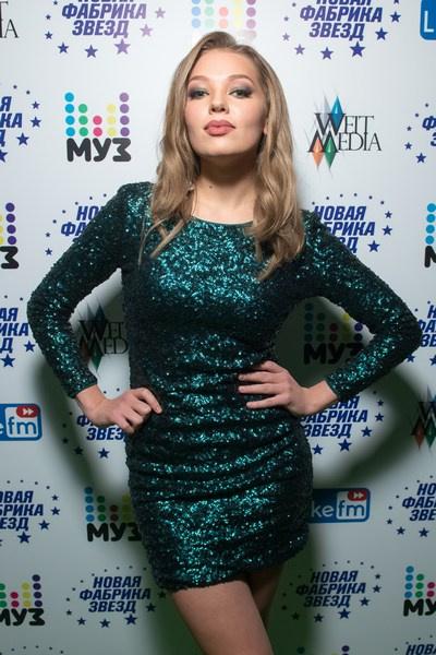 По словам Гузель, она некомфортно чувствовала себя в платье с пайетками