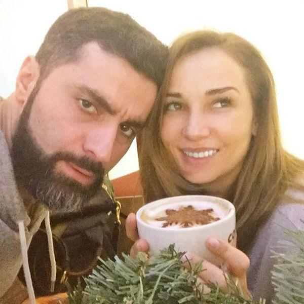 Супруги проводят время в США с пользой