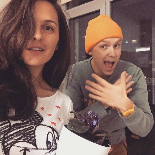 Маша и Артем теперь живут в Риге