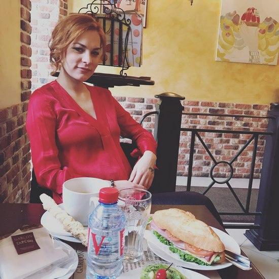 Мэрилин Керро готовится к появлению первенца