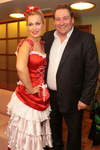 Станислав Дужников и Кристина Бабушкина
