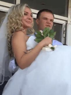 Анастасия Дашко с супругом Константином Кулешовым
