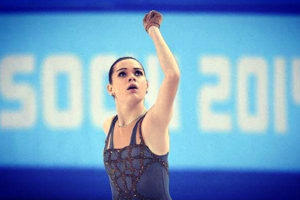 Выступления в Сочи принесли Аделине Сотниковой олимпийскую медель
