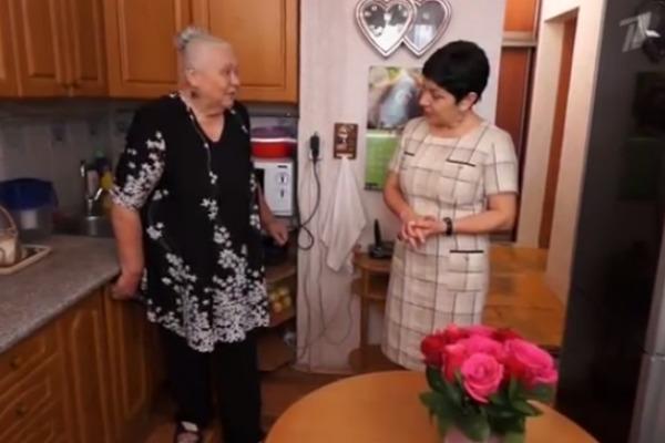 Галина Стаханова попросила Наташу Барбье отремонтировать кухню в ее квартире
