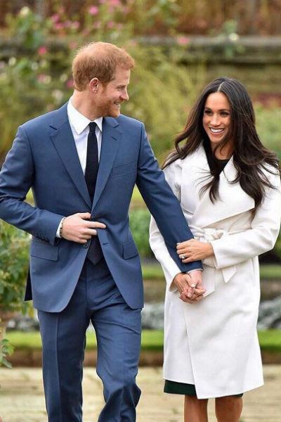 Принц Гарри старается не обращать внимание на скандальную репутацию невесты
