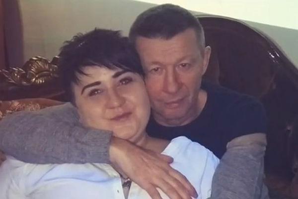 Олег Протасов и Татьяна Морозова