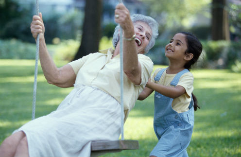 Ягодка опять: Звездные бабушки, возраст которых всех удивит