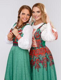 Певица Варвара и Марина Девятова представят публике неожиданный дуэт