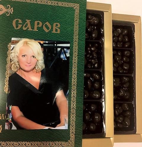 Наташа, ваши орешки в шоколаде – супер!