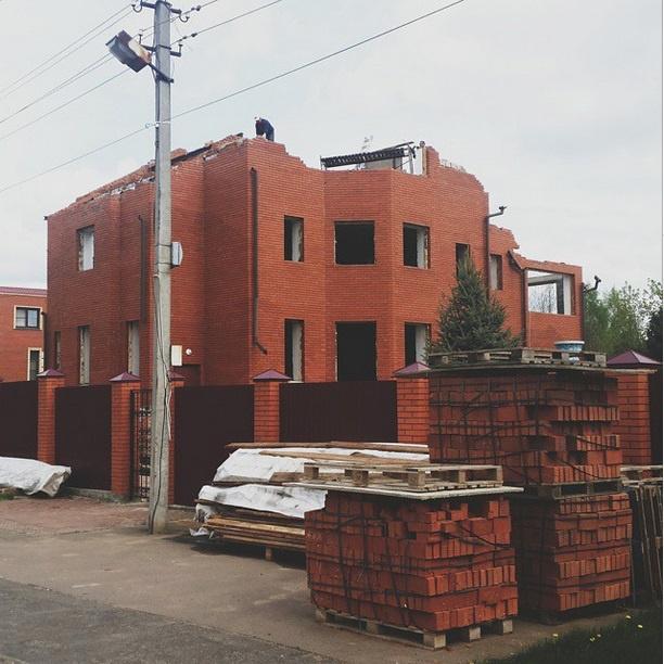 Дом Аниты Цой