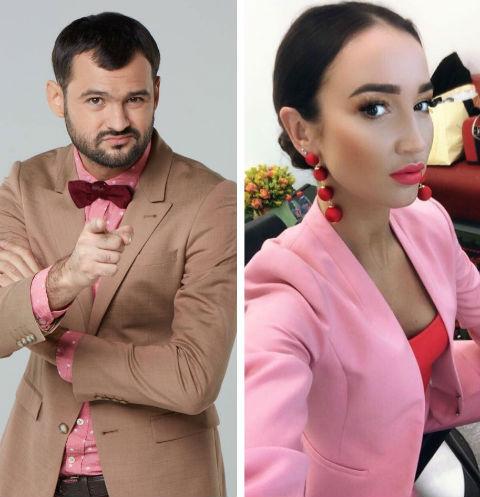 Андрей Скороход и Ольга Бузова