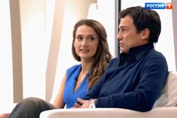 Андрей Чернышов поведал, сколько лет добивался взаимности собственной будущей супруги
