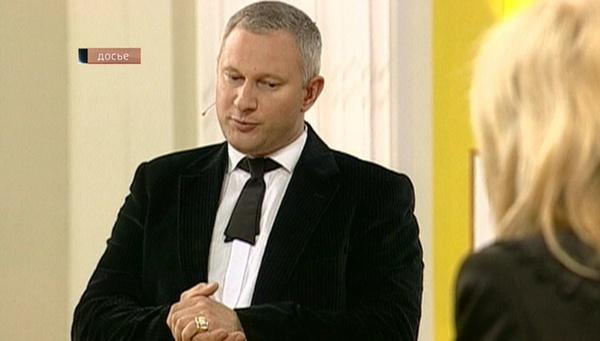 Владимир Орешников был успешным адвокатом и телеведущим до 2011 года