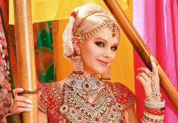 Натали избавилась от лишнего веса ради индийской сказки