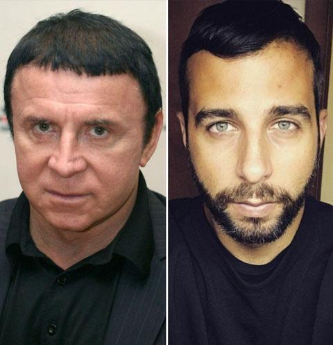 Анатолий Кашпировский и Иван Ургант