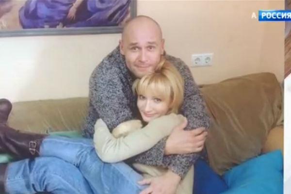 Максим Аверин во всем поддерживает экранную партнершу