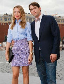 Ида Лоло и Алексей Киселев
