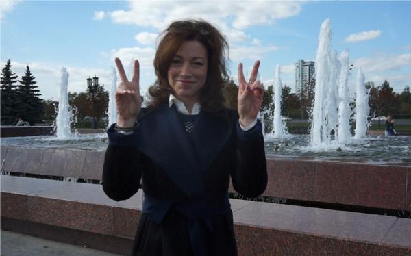 Алена Хмельницкая