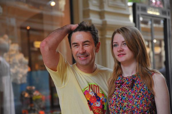 Виола Сюткина  надеется, что сдала  экзамен на отлично