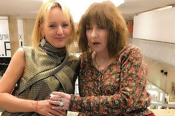 Лазарева и Семенова дружат уже несколько десятилетий