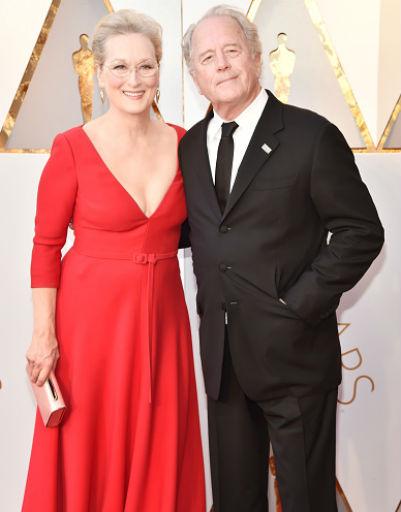Мерил Стрип и ее муж