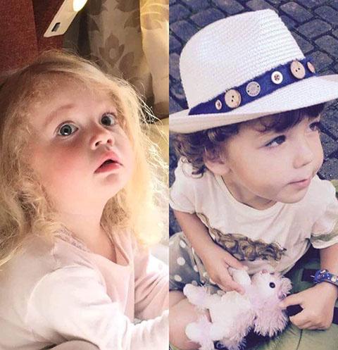 Новыми фотографиями Гарри и Лизы поделилась подруга Аллы Пугачевой Алина Редель
