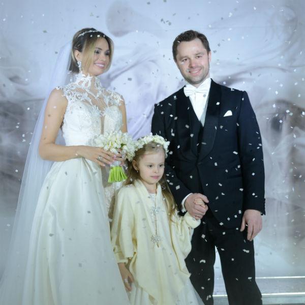 Виталий и Ирина стали мужем и женой 25 апреля, а спустя два дня сыграли торжество