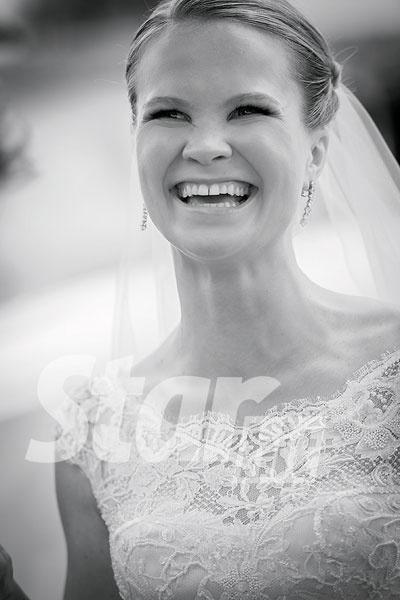 Такой сияющей невесты, как моя свояченица, я не видел давно