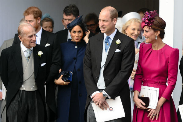 Меган уже успела стать частью королевской семьи