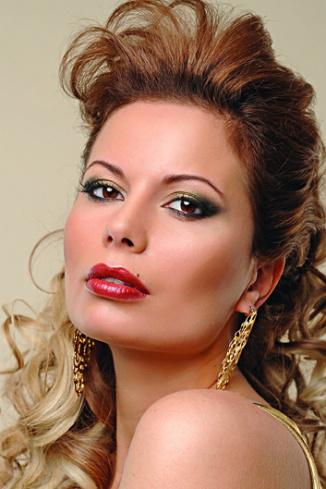 Певица Анастасия Осипова