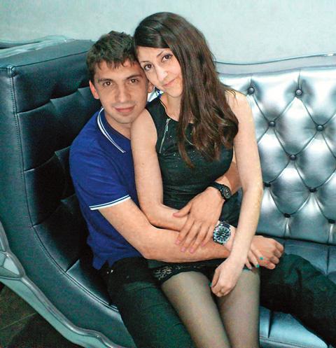 Василий и Лилия поженились 2,5 года назад