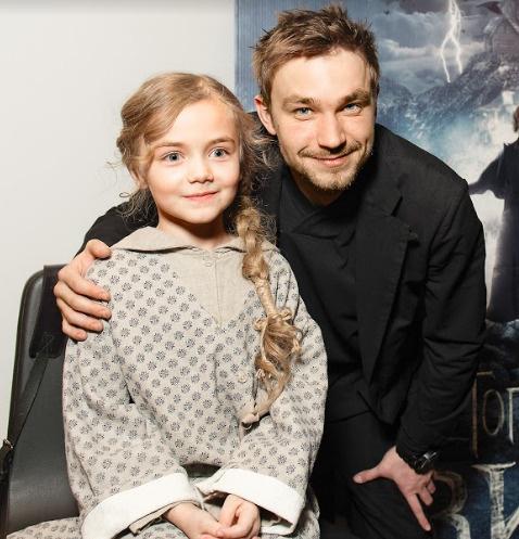 Марта Тимофеева и Александр Петров