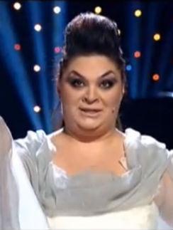 Екатерина Арну до «Большой оперы» участвовала в проекте «Голос»