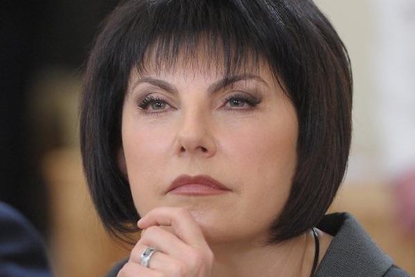 Главный редактор Службы информации НТВ Татьяна Миткова