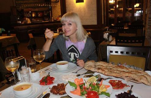 Певице пришлась по вкусу турецкая еда