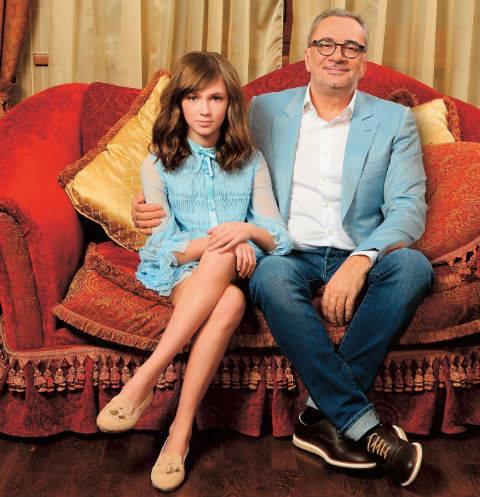 Младшую дочь Константина Меладзе непускают вшоу