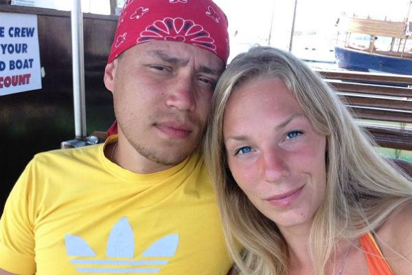 Терехов давно нашел свое счастье с другой женщиной