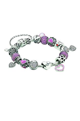 Pandora Браслет с шармами, цена по запросу