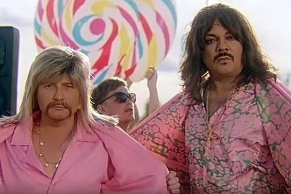 Басков и Киркоров в нашумевшем клипе на песню «Ибица»