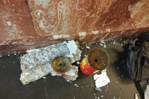 Предполагаемая бомба «Площади восстания»
