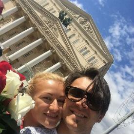 Татьяна волосожар фото свадьбы