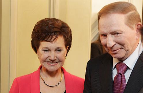 Леонид и Людмила Кучма вместе уже 50 лет