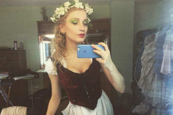 Полина Куценко с 18 лет живет отдельно от родителей