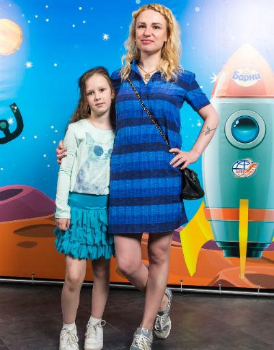 Валерия Гай Германика с дочерью