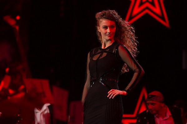 Девушка призналась, что мечтала выступить с Полиной Гагариной