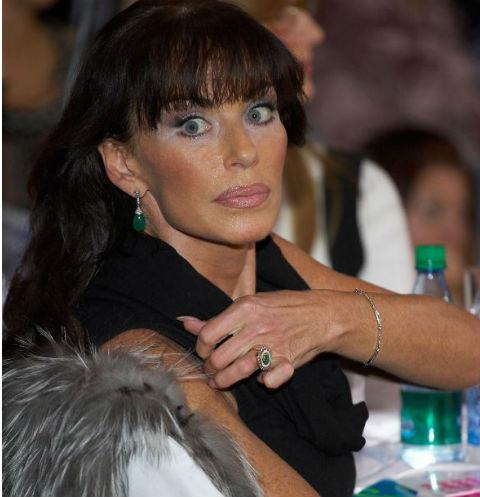 Такой Ирина Витальевна была в 2008 году