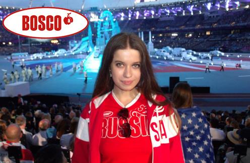 Обозреватель «СтарХита» на закрытии Олимпиады